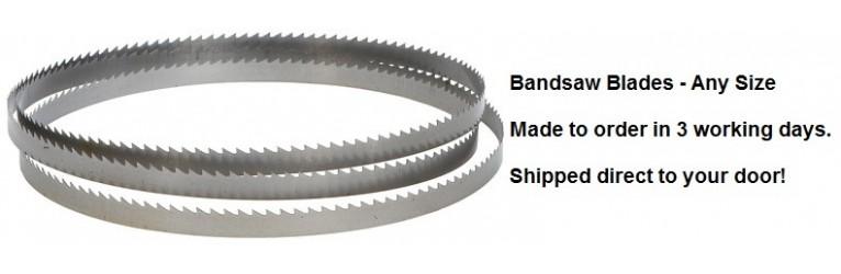 Custom Band Saw Blades
