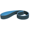 Belt 3-1/2x15-1/2 Surface Conditioning Very Fine Blue  Klingspor 303616 Non-Woven Belts