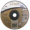 Gold™ 7x1/4x7/8 Grinding Wheel Type 28 Carborundum 2859