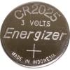 CR2025 - Lithium Battery 3V Batteries & Flashlights
