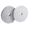 10x1/2 Cotton 40-Ply Super Thick Full Disc Buff