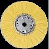 """14"""" Zippo™ Golden Boy Mill Treated Bias-Cut Cloth Buffs (Medium Duty)"""