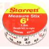 "3/4"" x 6' Measure Stix"