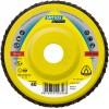 """Flap Disc 5"""" Diameter 7/8"""" Arbour Hole SMT925 40 Grit Klingspor 321719"""