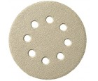 "Sanding Disc 5"" with 8 Holes Velcro PS33 Coated Aluminum Oxide  120 Grit Box of 100 Klingspor 147170"