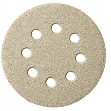 """Sanding Disc 5"""" with 8 Holes Velcro PS33 Coated Aluminum Oxide  120 Grit Box of 100 Klingspor 147170"""