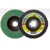 """Flap Disc 4-1/2"""" Diameter 7/8"""" Arbour Hole SMT636 40 Grit Klingspor 322826"""
