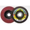 """Flap Disc 4-1/2"""" Diameter 7/8"""" Arbour Hole SMT924 40 Grit Klingspor 322862"""