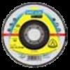 """Flap Disc 5"""" Diameter 7/8"""" Arbour Hole SMT626 40 Grit Klingspor 321690 5"""" Flap Discs"""
