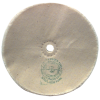 """6 x 1/4'' 1/2"""" Bore (20 Ply) - Cotton Loose Type Buffing Wheel"""