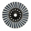 "Razor-Ace Flap Disc - Type 27 - Aluminum - ZA - 4-1/2"" x 5/8""-11 - 40 Grit - 13,300 rpm"