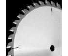 "6-1/2"" x 40 Tooth x 2.8mm Kerf x 5/8"" Bore (ATB) Cut Off Blade Proline Series"