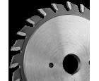 100mm x 12+12 Tooth x 2.8mm Kerf x 22mm Bore Split Scoring Set Blade Industrial Series