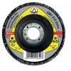 """Flap Disc 5"""" Diameter 7/8"""" Arbour Hole SMT324 60 Grit Klingspor 321512"""
