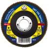 """Flap Disc 5"""" Diameter 7/8"""" Arbour Hole SMT926 40 Grit Klingspor 321704 5"""" Flap Discs"""