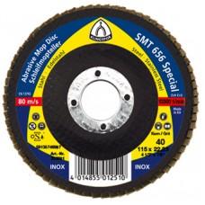 Disc 5x7/8 Smt926 40 Klingspor 321704