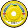 """Flap Disc 5"""" Diameter 7/8"""" Arbour Hole SMT925 40 Grit (Flat) Klingspor 321671"""