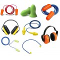 Hearing Protection - Ear Plugs Muffs Etc.