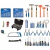112-Piece Intermediate Tool Set with Steel Chest Number of Pieces 112 Tool Storage and Sets