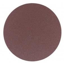 "Sanding Disc 10"" Diameter No Hole Aluminum Oxide X-Weight Cloth Back PSA Sanding Disc 80 Grit"