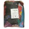 10lb Wiper Coloured Fleece Rags