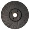 "Back Up Pad for Resin Fibre Disc Spiral Cool 4"" Diameter Back Up Pads"