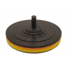 """Back Up Pad Velcro 3"""" Diameter 1/4"""" Shank (Firm) Back Up Pads"""
